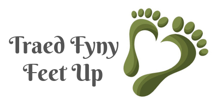 Traed Fyny • Feet Up | Reflexology | Denbigh, North Wales